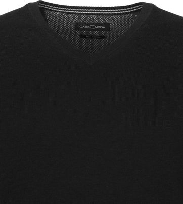 Casa Moda Pullover Zwart