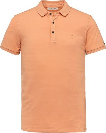 Cast Iron Polo Shirt Orange