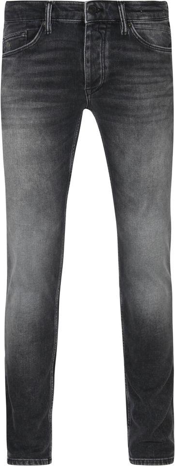 Cast Iron Riser Jeans Asphalt Grey
