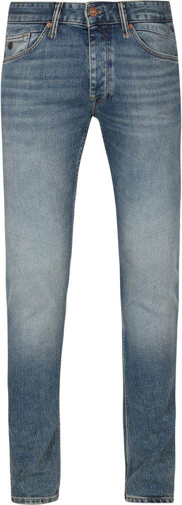 Cast Iron Riser Jeans Clear Sky Blau