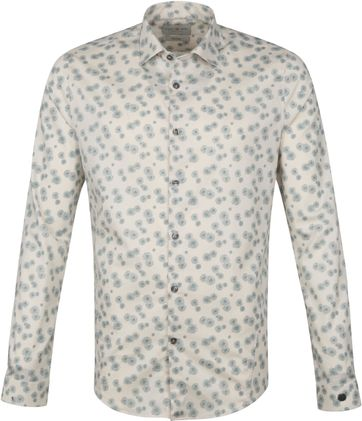 Cast Iron shirt Print Sunnie Beige