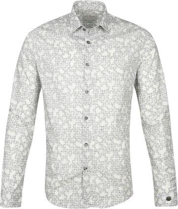 Cast Iron Shirt Vintage White