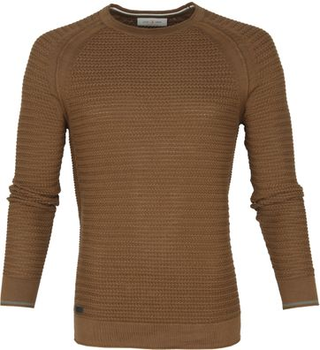 Cast Iron Sweater Brown