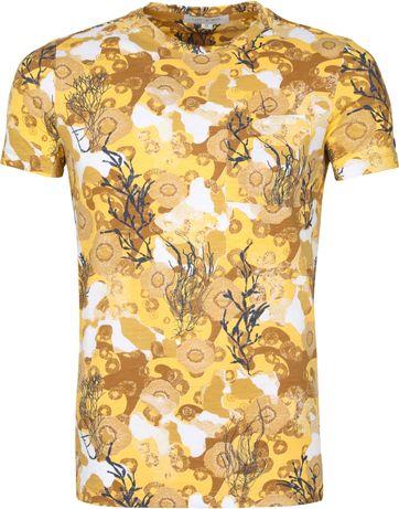 Cast Iron T Shirt Plants Yellow
