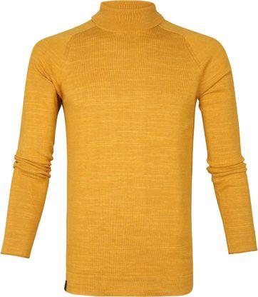 Cast Iron Turtleneck Yellow