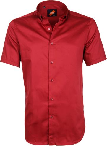 Casual Shirt Basic Red