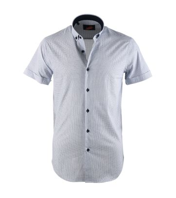 Casual Shirt S3-4 White
