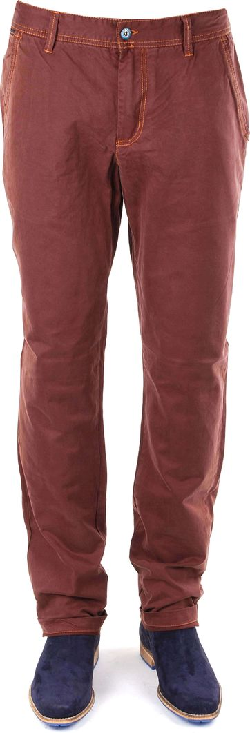 Chino Twill Bordeaux