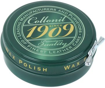 Collonil 1909 Wax Polish Darkbrown