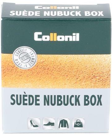 Collonil Suede Leather Nubuk Box