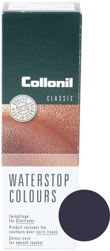 Collonil Waterstop Leather Cream Ocean