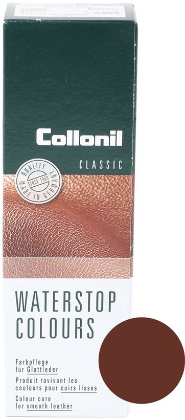 Collonil Waterstop Leer Crème Kastanje