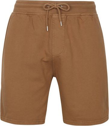 Colorful Standard Classic Sweat Shorts Camel