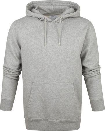 Colorful Standard Hoodie Grau