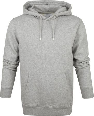 Colorful Standard Hoodie Grey