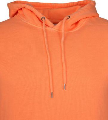 Colorful Standard Hoodie Neon Orange