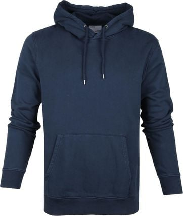 Colorful Standard Organic Hoodie Dark Blue