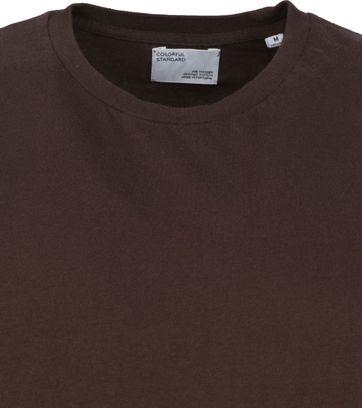 Colorful Standard Organic T-shirt Brown