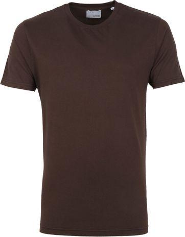 Colorful Standard Organic T-shirt Bruin