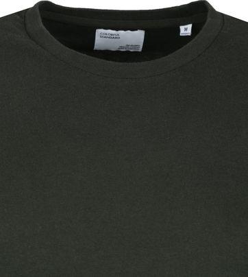 Colorful Standard Organic T-shirt Dunkelgrün
