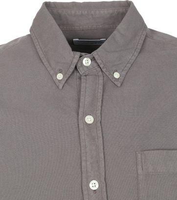 Colorful Standard Overhemd Storm Grey