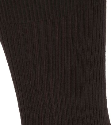 Colorful Standard Socken Coffee