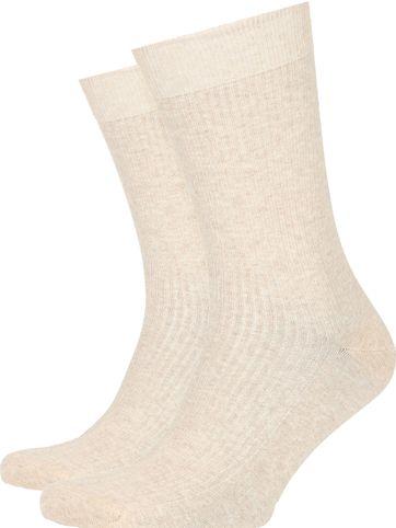 Colorful Standard Socken Desert Khaki