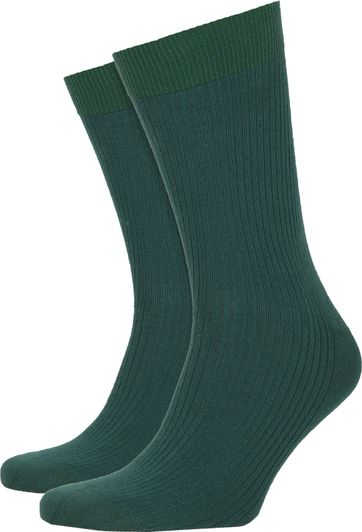 Colorful Standard Socken Emerald