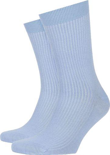 Colorful Standard Socken Steel Blue
