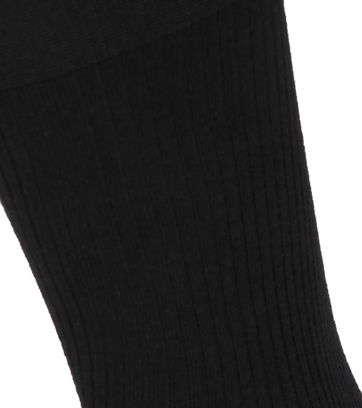 Colorful Standard Socks Deep Black