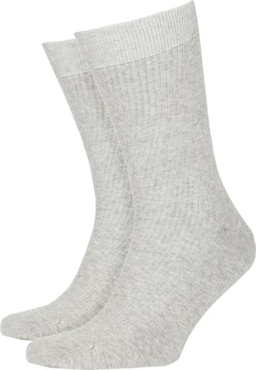 Colorful Standard Socks Heather Grey