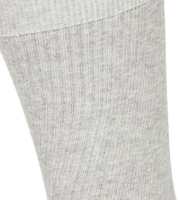 Colorful Standard Sokken Heather Grey