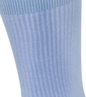 Colorful Standard Sokken Steel Blue