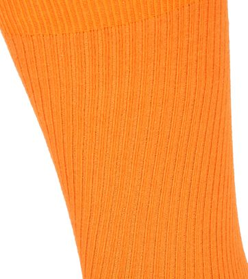 Colorful Standard Sokken Sunny Orange