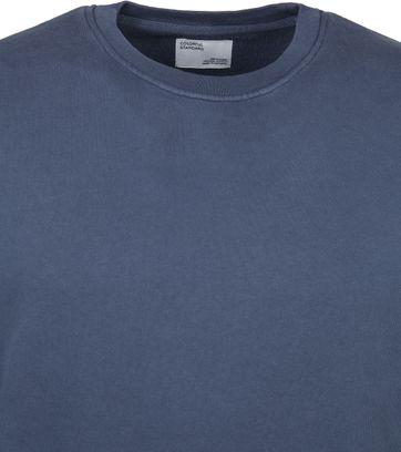 Colorful Standard Sweater Blauw