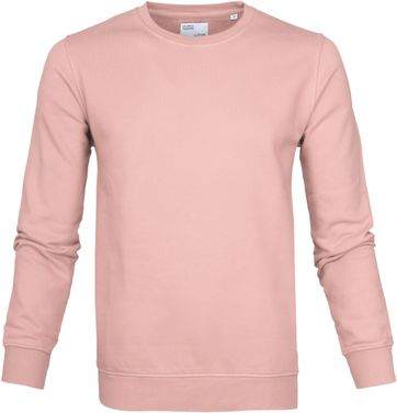 Colorful Standard Sweater Faded Pink
