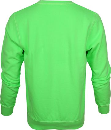 Colorful Standard Sweater Neon Groen