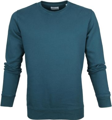 Colorful Standard Sweater Ocean Green