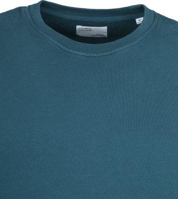 Colorful Standard Sweater Ocean Grün