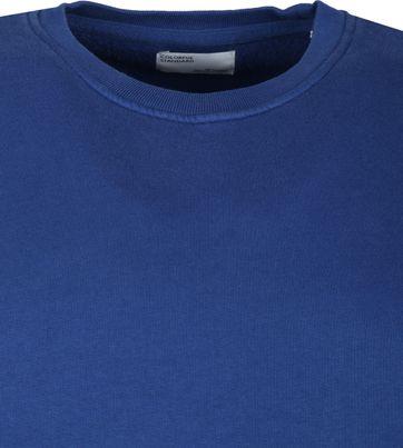 Colorful Standard Sweater Organic Blauw