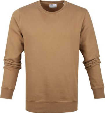 Colorful Standard Sweater Organic Camel