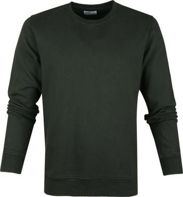 Colorful Standard Sweater Organic Dark Green
