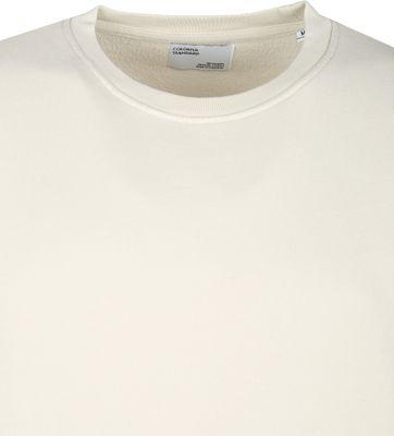 Colorful Standard Sweater Organic Gebrochenes Weiß