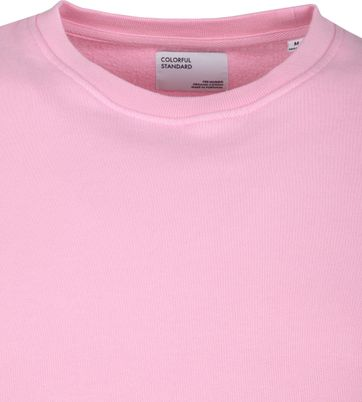 Colorful Standard Sweater Pastel Pink