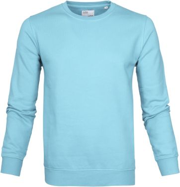 Colorful Standard Sweater Polar Blue