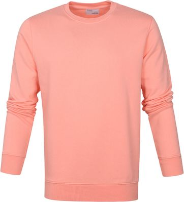 Colorful Standard Sweater Roze