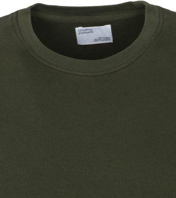 Colorful Standard Sweater Seaweed Green