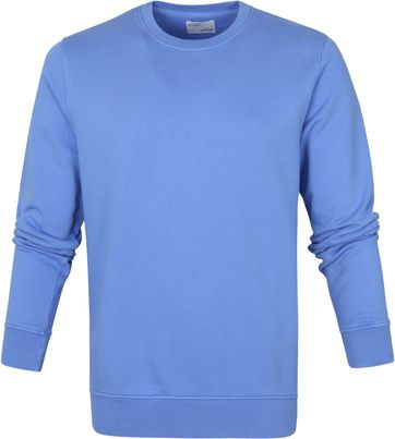 Colorful Standard Sweater Sky Blue