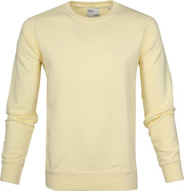 Colorful Standard Sweater Soft Yellow