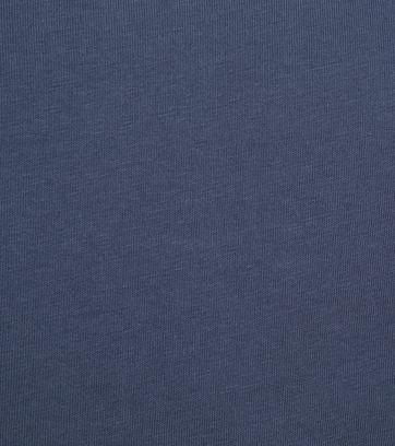 Colorful Standard T-shirt Blauw - Blauw maat M